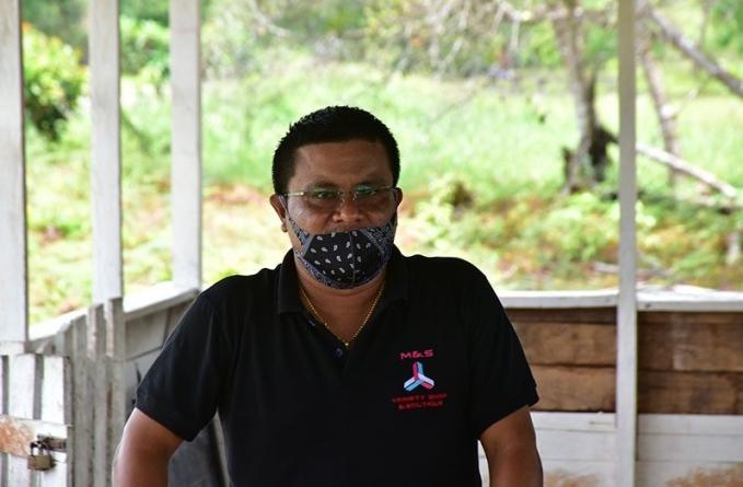 Preserving the 'unique' indigenous language of Kaikan