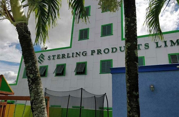 Sterling Products sees sharp decline in profits