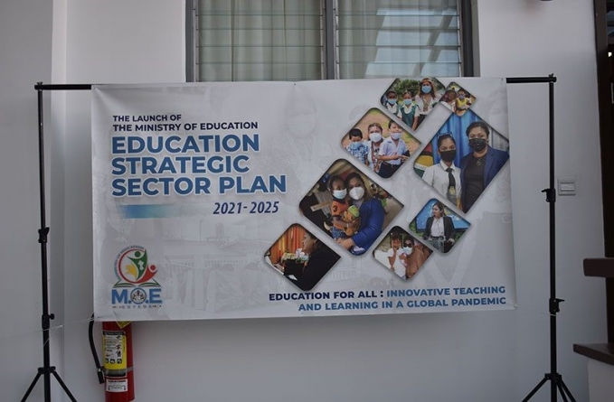 Transformational education plan launched