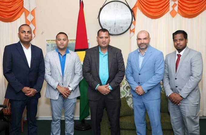 U.S. tech company mulls bringing 'green' water infrastructure to Guyana