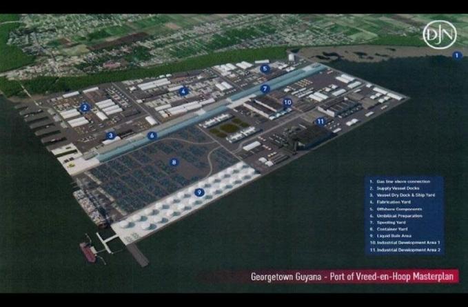 US$600M 'Port of Vreed-en-Hoop' Project granted environmental permit