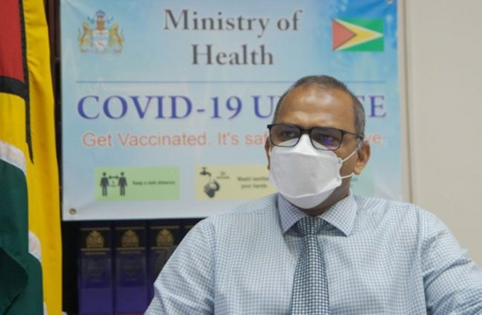$205.8M Japanese grant to support Guyana's COVID-19 fight