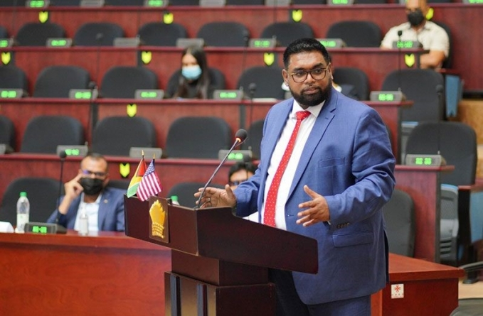 Bigger role for AmCham in helping Guyanese tap US market