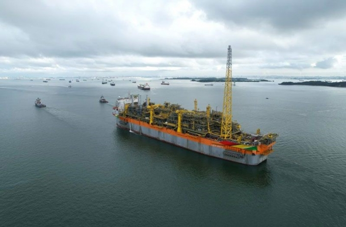Second oil-producing vessel to arrive by mid-November