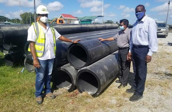 $200M 'pumped' into water supply enhancement project for Georgetown
