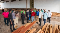 Barbados interested in establishing recycling facility here for sawmill waste