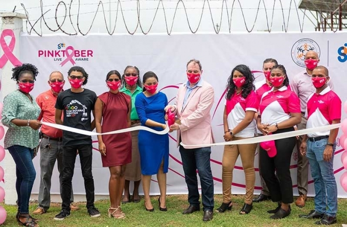 GTT unveils 'Wall of Hope' at Pinktober 2021 launch