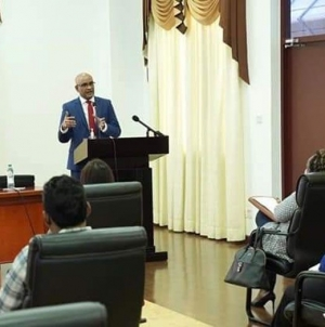Gov't advances efforts to revise Guyana's NDC