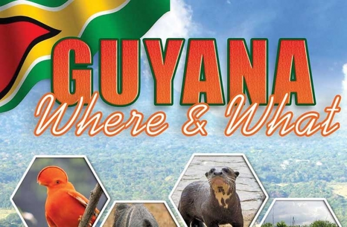 Guyana Where and What 2021-22 in circulation