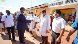 Lethem Hospital recommissioned as a 'SMART' facility