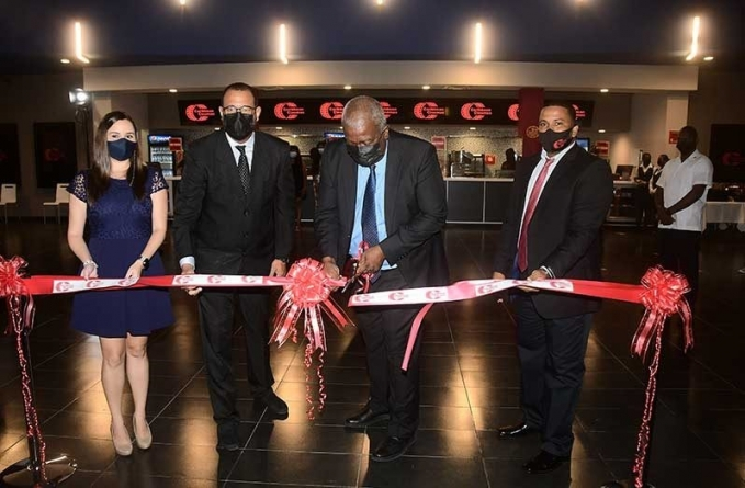New 'Amazonia' Caribbean Cinemas signals Guyana's openness for investment