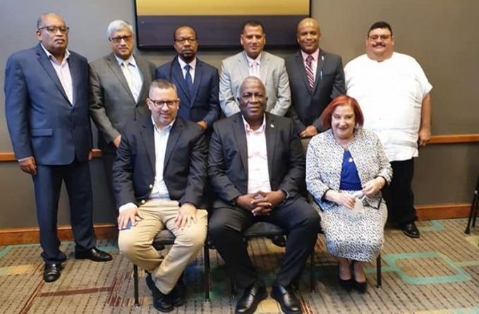 PM spearheads high-level team to US