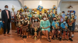 Region Three top NGSA performers honoured