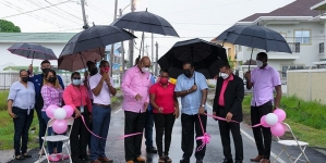Republic Street recommissioned after left in deplorable state for three years