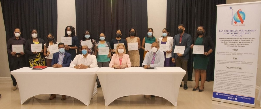 USAID funds training for HIV/AIDS first responders