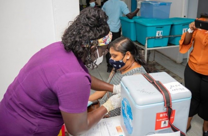 Vaccination campaign commences for pregnant, breastfeeding women